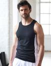Men`s Cool Contrast Vest, Just Cool JC008 // JC008