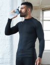 Men`s Cool Long Sleeve Base Layer, Just Cool JC018 // JC018