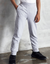 Kids` Tapered Track Pant, Just Hoods JH074J // JH074J