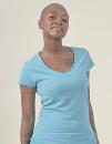 Ladies` V-Neck Sicilia, JHK TSULSCL // JHK271