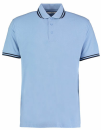Classic Fit Tipped Collar Polo, Kustom Kit KK409 // K409