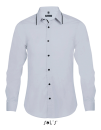 Long Sleeves Fitted Shirt Baxter Men, SOL´S 567 //...