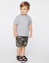 Toddler Fine Jersey T-Shirt, Rabbit Skins 3321EU // LA3321
