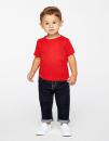 Infant Fine Jersey T-Shirt, Rabbit Skins 3322EU // LA3322