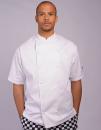 Executive Jacket Short Sleeve, Le Chef DE92S // LF092S