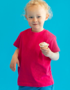 Baby-Kids` Crew Neck T-Shirt, Larkwood LW020 // LW020