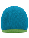 Beanie with Contrasting Border, myrtle beach MB7584 //...