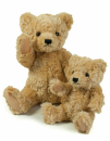 Classic Jointed Teddy Bear, Mumbles MM16 // MM16
