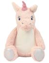 Pink Unicorn Zippie, Mumbles MM570 // MM570