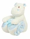 Hippo with Blanket, Mumbles MM606 // MM606