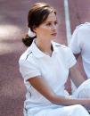 Backhand Ladies` Polo, Slazenger 33092 // N3092