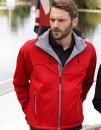 Match Softshell Jacket, Slazenger 33306 // N3306