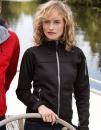 Match Ladies` Softshell Jacket, Slazenger 33307 // N3307