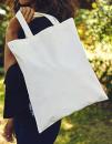 Shopping Bag Short Handles, Neutral O90004 // NE90004