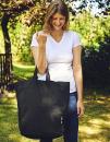 Twill Grocery Bag, Neutral O90005 // NE90005