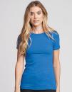 Ladies` Tri-Blend T-Shirt, Next Level Apparel 6710 // NX6710
