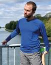 Langarm Funktions-Shirt Basic, Oltees  // OT060