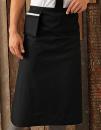 Bistro Schürze mit Fronttasche, Premier Workwear...