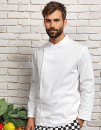 Chef´s Long Sleeve Pull on Tunic, Premier Workwear...