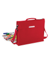 Academy Book Bag With Shoulder Strap, Quadra QD447 // QD447