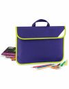 Enhanced-Viz Book Bag, Quadra QD452 // QD452