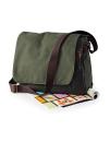 Vintage Canvas Despatch Bag, Quadra QD610 // QD610