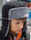 Junior Ocean Trapper Hat, Result Winter Essentials RC032J...