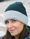 Double Layer Knitted Hat, Result Winter Essentials RC378X...
