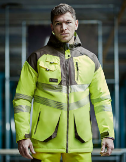 Hi-Vis Parka Jacket, Regatta Tactical TRA340 // RG340