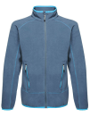 Men`s Ashmore Full Zip Fleece, Regatta Standout TRF503 //...