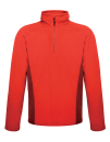 Men`s Ashmore Half Zip Fleece, Regatta Standout TRF505 //...