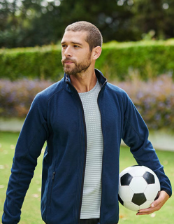 Men´s Dreamstate Honeycomb Fleece Jacket, Regatta TRF601 // RG6010