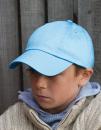 Junior Low Profile Cotton Cap, Result Headwear RC018J //...