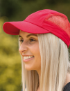 Sport Cap with Side Mesh, Result Headwear RC047X // RH47