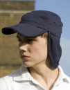 Fold Up Legionnaires Cap, Result Headwear RC076X // RH76