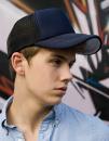 Super Padded Mesh Baseball Cap, Result Headwear RC079X //...