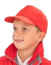 Junior Boston Printers Cap, Result Headwear RC084J // RH84J