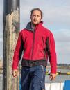 Activity Softshell Jacket, Result R120X // RT120
