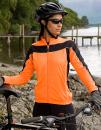 Ladies` Bikewear Long Sleeve Performance Top, SPIRO S255F...