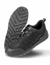 All Black Safety Trainer, Result WORK-GUARD R456X // RT456X
