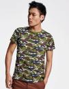 Marlo T-Shirt, Roly CF1033 // RY1033