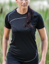 Rila Women T-Shirt, Schwarzwolf outdoor T0500110AJ3 //...