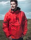 Men Jacket Bonete, Schwarzwolf outdoor  // SCH715003