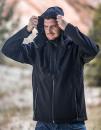 Men Softshell Jacket Breva, Schwarzwolf outdoor  //...