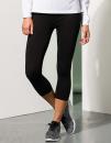 Women`s 3/4 Length Leggings, SF Women SK068 // SF068