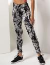 Women`s Reversible Work-Out Leggings, SF Women SK424 //...