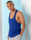 Men`s Muscle Vest, SF Men SF236 // SFM236