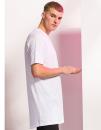 Men`s Longline T-Shirt With Dipped Hem, SF Men SF258 //...