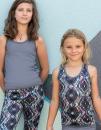 Kids` Reversible Workout Vest, SF Minni SM240 // SM240