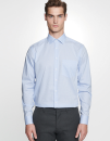 Men`s Shirt Modern Fit Check/Stripes Longsleeve,...